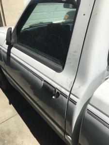 1993 Ford Ranger door lock replace (1)