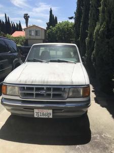 1993 Ford Ranger new ignition new door lock + 2 new keys