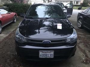 2010 Ford Focus Make Car Key