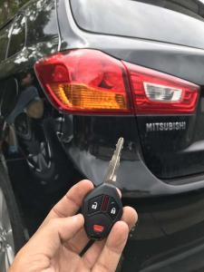 2014 Mitsubishi Outlander new remote key (7)