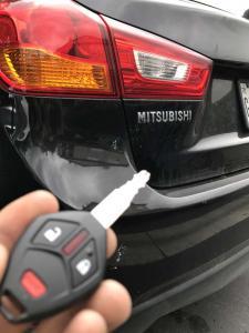 2014 Mitsubishi Outlander new remote key (8)