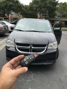2015 Dodge Caravan key fob