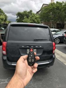 2015 Dodge Caravan new key fob